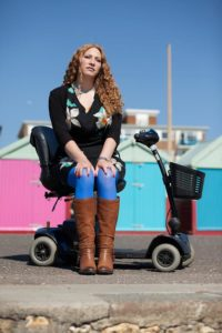 disabled activist shana pezaro